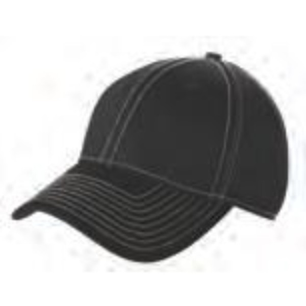 DXB Cap with Piping 10a black
