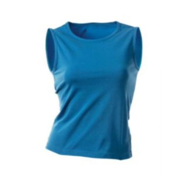 ladies t-shirt without sleeves